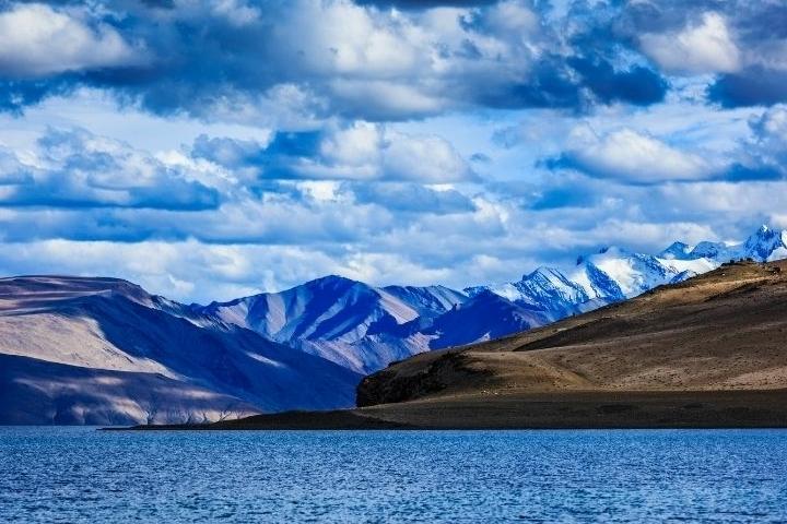 Reizen naar Ladakh natuur