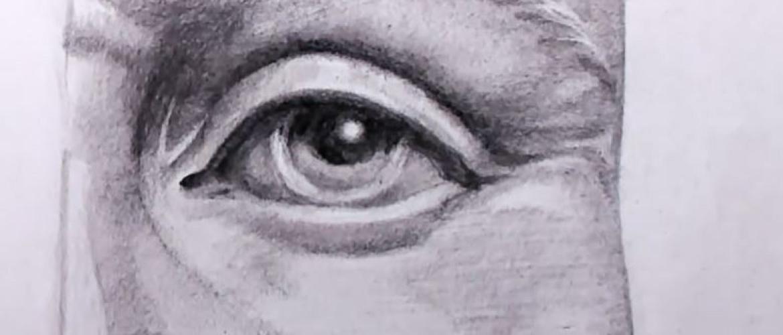 Hoe teken je ogen?