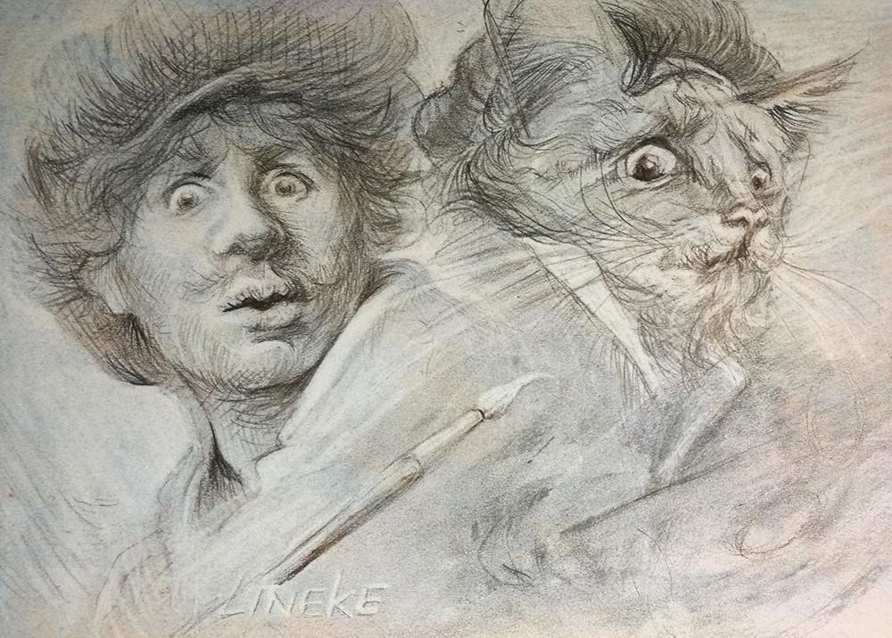 Leer portret tekenen