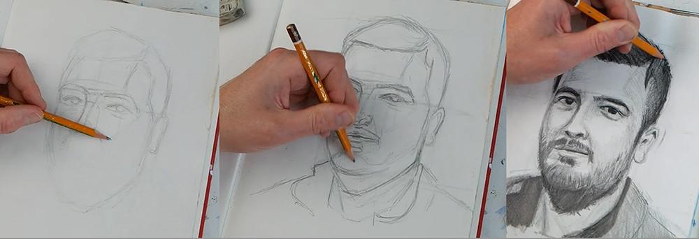 Opbouw tekening