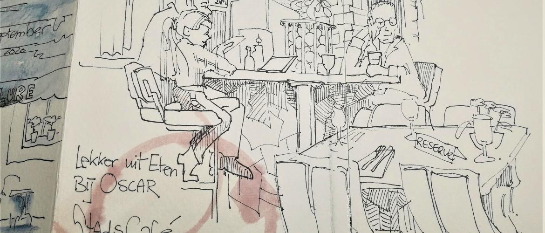 Wat is Urban Sketching eigenlijk?