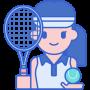leiden tennisles