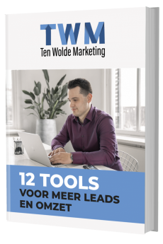 12 tools voor meer leads en omzet