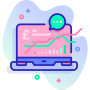 Analyse-tools gebruiken icon
