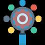 Data koppelen icon