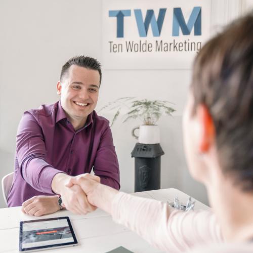 Kennismaken met Timo ten Wolde