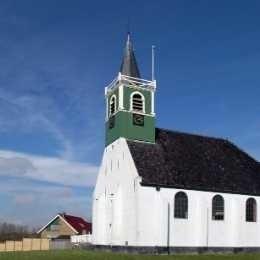 kerk van oudeschild texel