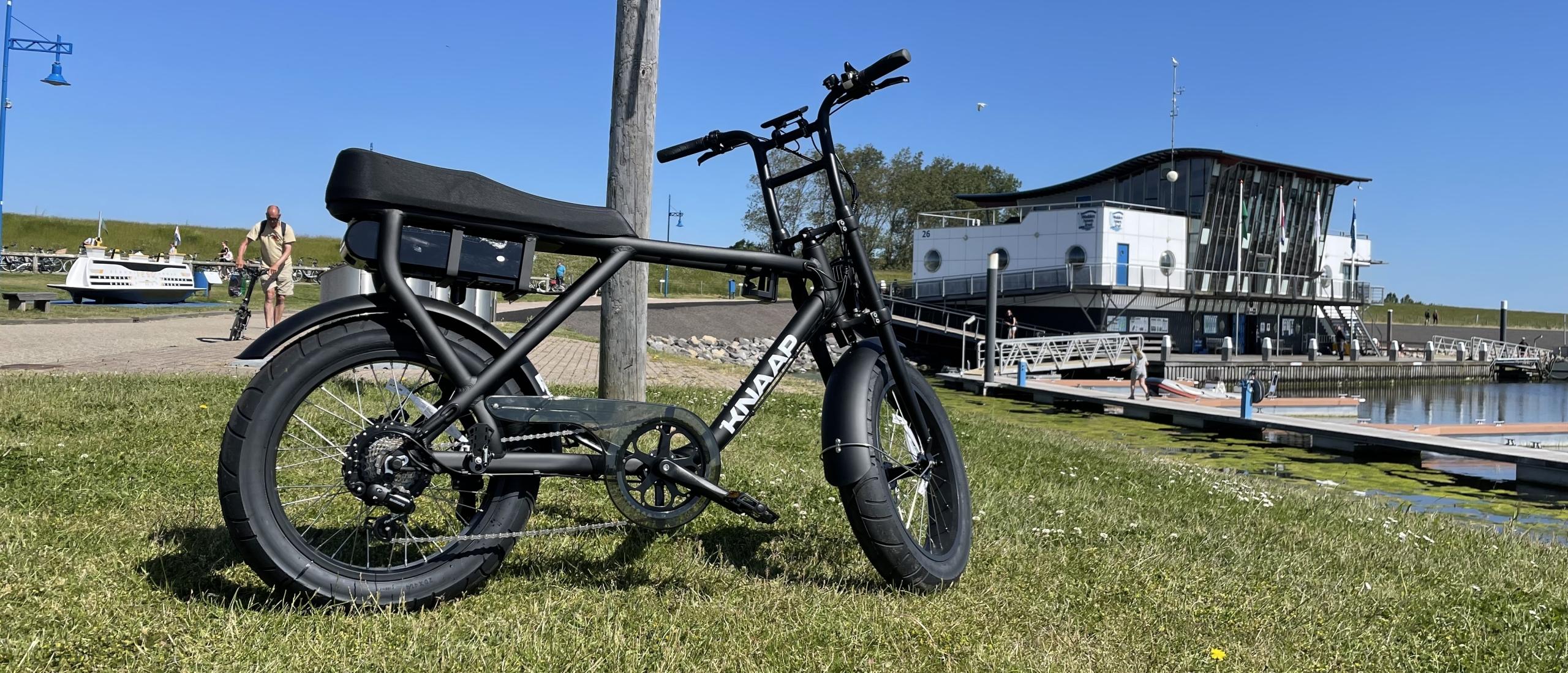 Texel op een KNAAP E-fatbike verkennen