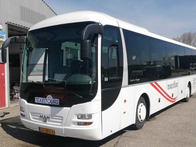 luxe busvervoer op texel