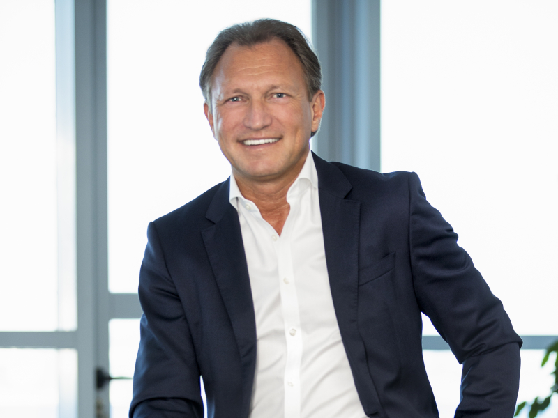 Peter Somer, CEO Emirates Post