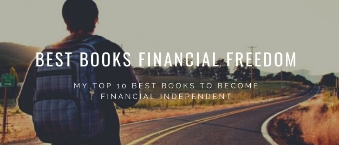 10 Best Books for Financial Freedom and Development