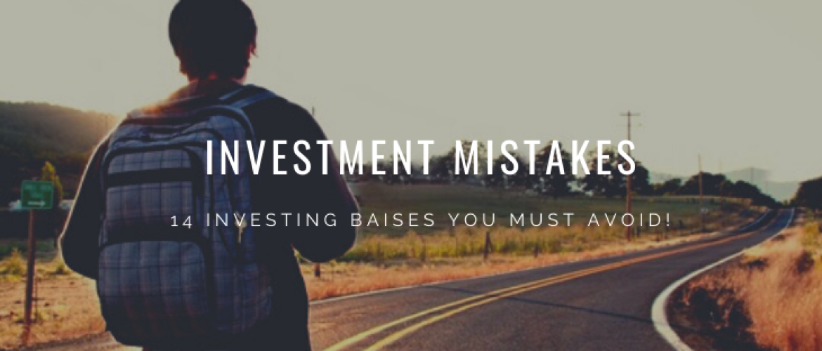 14 Investment Mistakes You Must Avoid! Tips & Advice