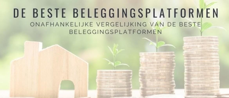 10x Beste Beleggingsplatformen uit Onafhankelijke Vergelijking! [2021]