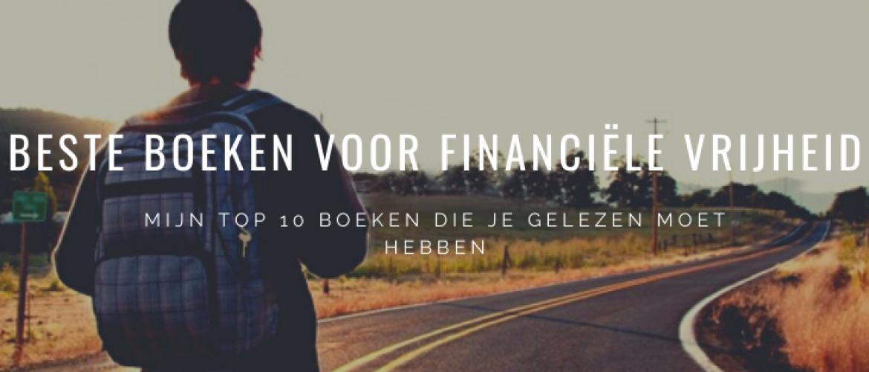 10 Beste Boeken voor Financiële Vrijheid en -Ontwikkeling