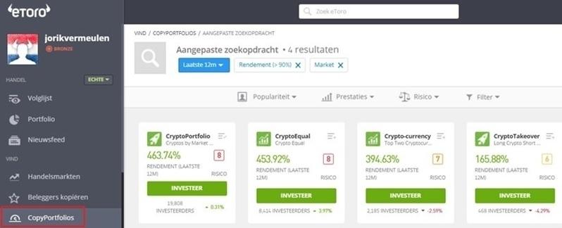 crypto-beleggingsplatform-online