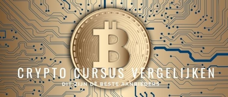Crypto Cursus Vergelijken? De Beste Aanbieders op een rijtje