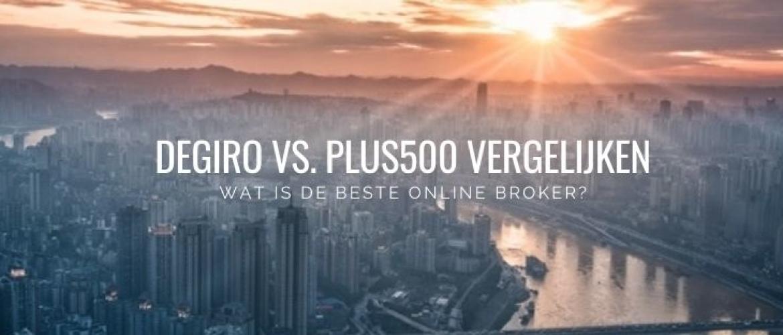 DEGIRO vs. Plus500 Vergelijken: Cruciale Verschillen!