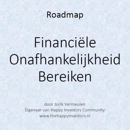 E-boek financiele onafhankelijkheid bereiken