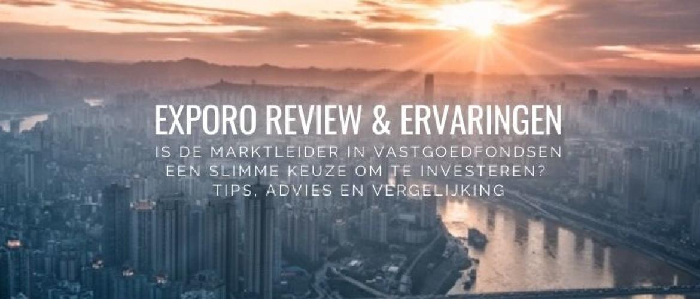 Exporo Review: Makkelijk Online Vastgoed Beleggen voor Beginners