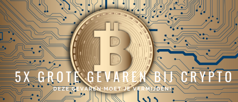 5x Grote Gevaren bij Crypto Beleggen die je MOET Vermijden!