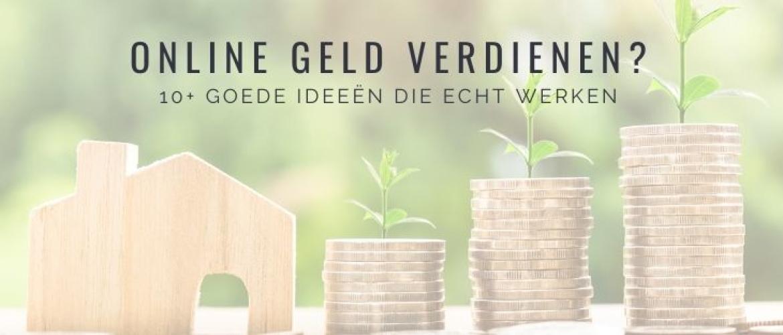 Online Geld Verdienen 2020