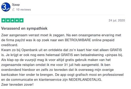 openbank-ervaringen