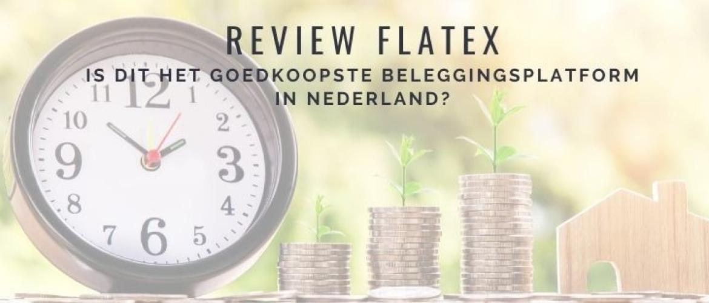 Flatex Review & Ervaringen: de goedkoopste broker in Nederland?