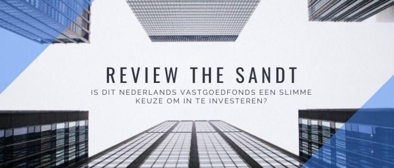 Review the Sandt: een goede vastgoed investering of niet?