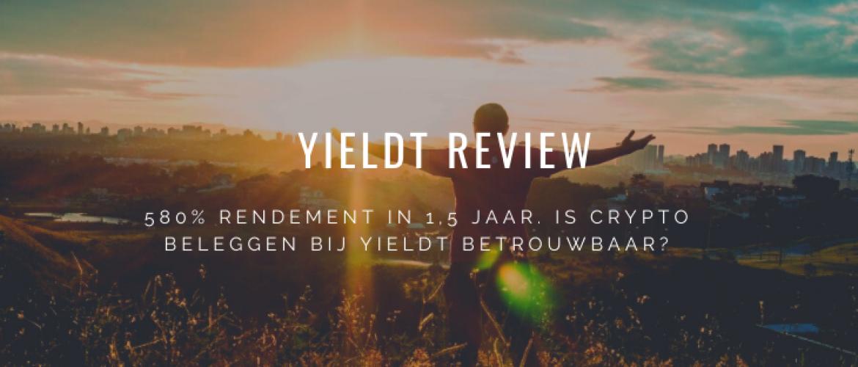 Yieldt Review 2021: Passief Beleggen Crypto Betrouwbaar of Scam?