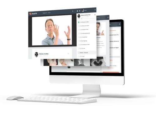 E-learning software voor online trainingen