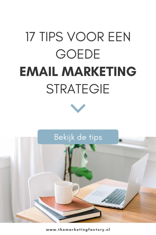 Waarschijnlijk heb je al vaker gehoord over het belang van je mailinglijst opbouwen. Maar ben je ook dagelijks bezig met je email marketing? Of groeit je lijst maar pijnlijk langzaam? Bekijk deze praktische email marketing tips om je emaillijst op te bouwen