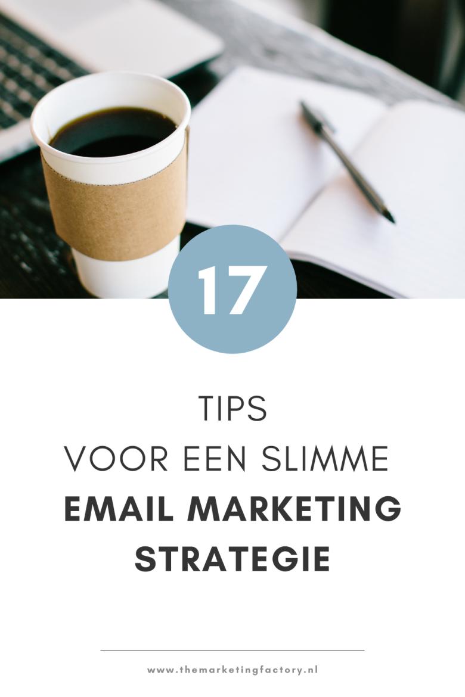Bekijk deze handige email marketing tips om je email lijst op te bouwen. Waarschijnlijk heb je vaker gehoord: money is in the list. Met email marketing kun je in contact blijven met klanten en makkelijker online verkopen realiseren