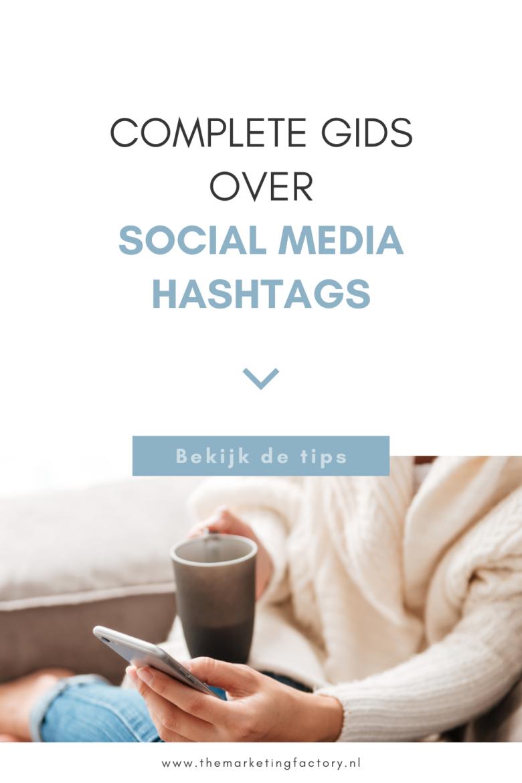 Bekijk dit complete overzicht met social media marketing tips over hashtags. Het is handig om hashtags te gebruiken op social media. Dat is een soort label waarmee je aangeeft waar zo'n social media post over gaat. Maar op iedere social media platform werkt dit net weer even anders. Weten hoe het zit? Bekijk dit overzicht met hashtags tips