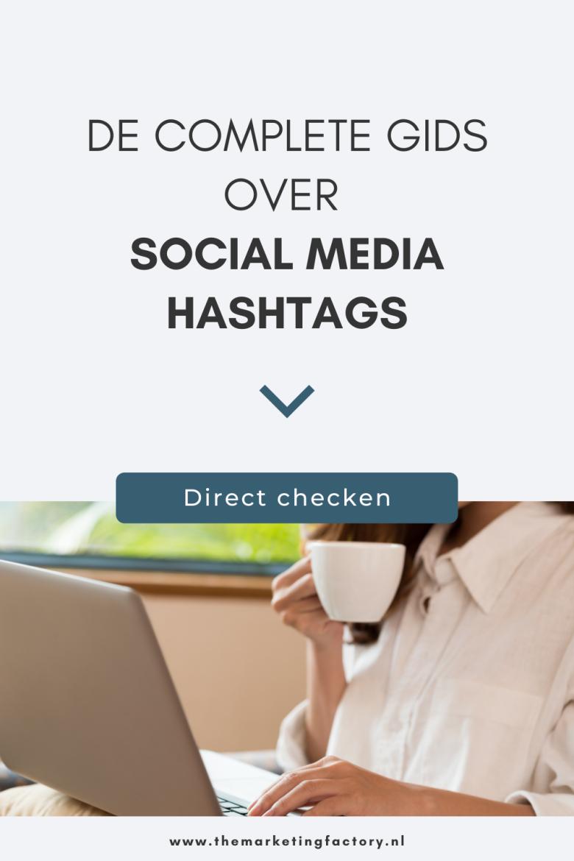 Bekijk hier hoe je hashtags slim gebruikt in een social media post zodat deze vindbaar is voor nieuwe klanten. Als je social media marketing serieus wilt inzetten, is het handig om hahstags te gebruiken. Maar hoe werkt het ook al weer op de verschillende social media platformen? Je leest er hier alle over