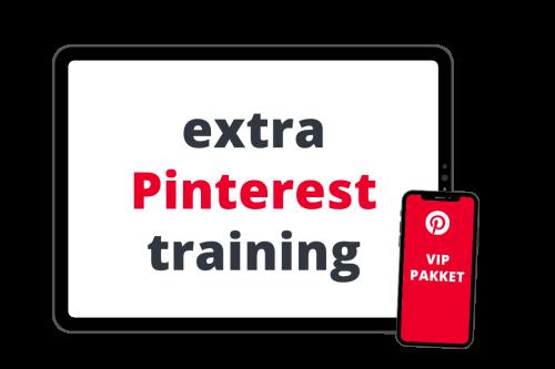 extra Pinterest training