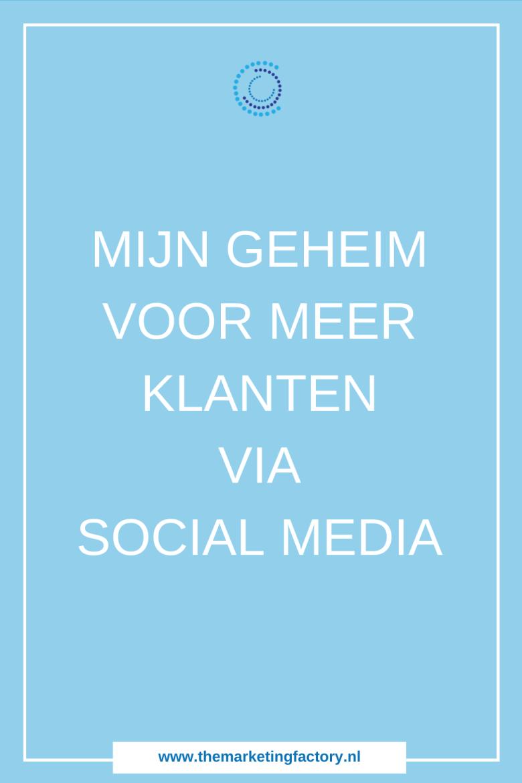 Op zoek naar praktische tips voor meer klanten via social media? Bekijk mijn geheime tips voor meer klanten via social media | klanten via social media | social media marketing | social media strategie | social media strategy | sociale media tips | social media tips | social media ideas | online ondernemen | online zichtbaarheid | content planner | content ideas | online marketing strategie | online verkopen | sociale media tips | social media ideas | #themarketingfactory