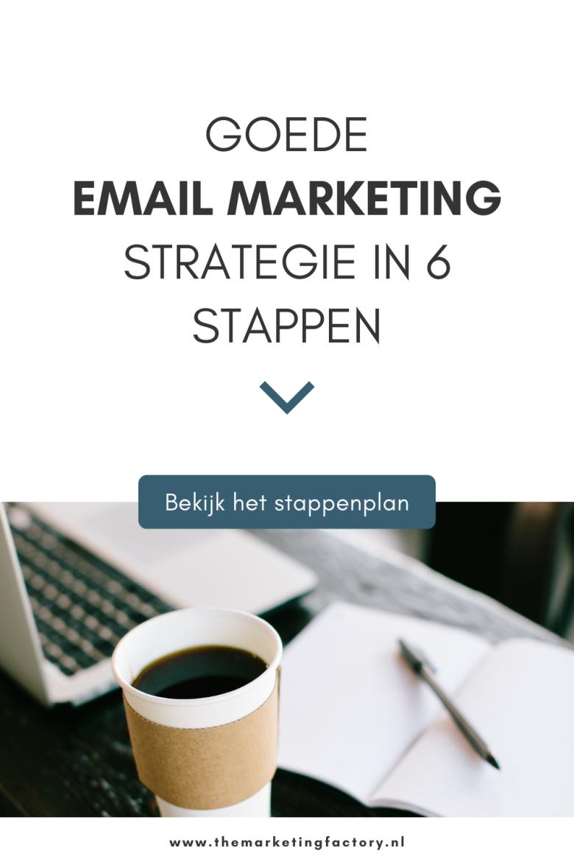 Bekijk dit handige stappenplan om je email lijst op te bouwen in 6 stappen. Wil jij meer geld verdienen en online verkopen realiseren? Dan is een email lijst essentieel. Met email marketing kun je in contact blijven met klanten. Check hier de handige email marketing tips