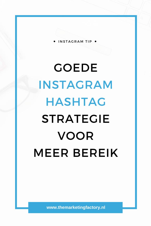 Weten hoe je Instagram hashtags slim inzet? Check deze Instagram hashtag strategie voor meer leads en klanten. Wat zijn goede Instagram hashtags om te gebruiken?| Instagram hashtags | Instagram hashtag strategie | Instagram marketing | instagram strategy | instagram strategie | social media strategie | sociale media tips | online marketing | instagram training tips | online zichtbaarheid | #themarketingfactory