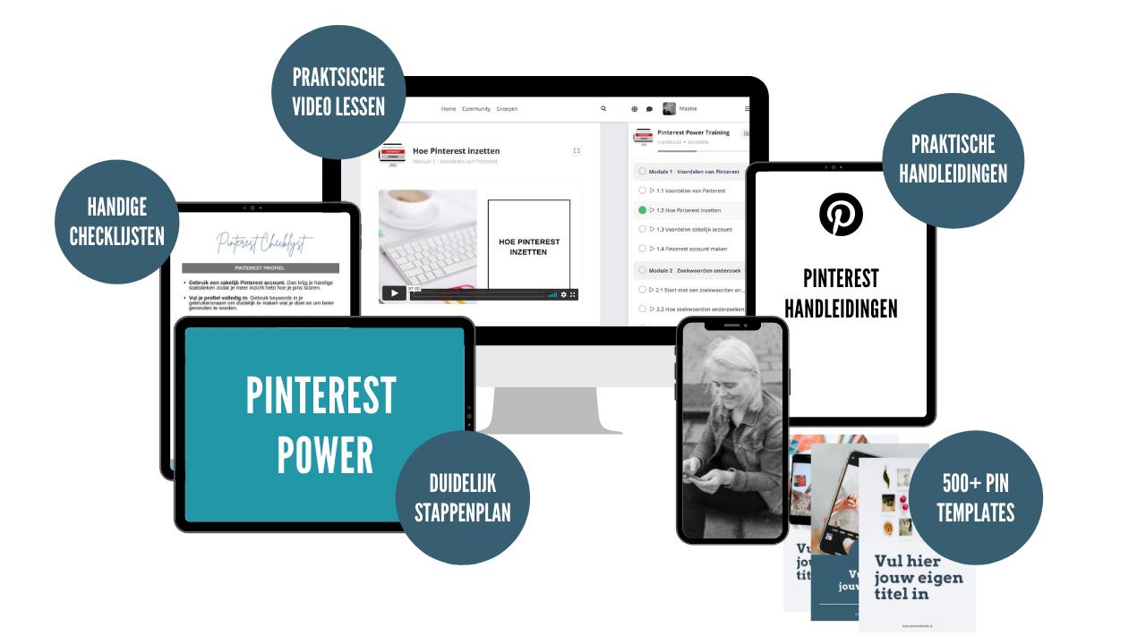 Pinterest marketing training - Pinterest training