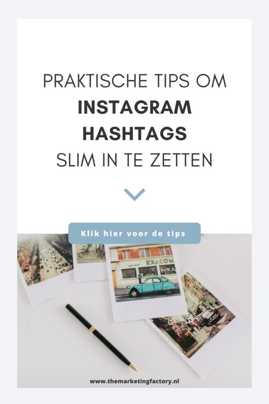 Instagram is een mooi kanaal om nieuwe klanten te bereiken. Wil je Instagram marketing inzetten voor meer online zichtbaarheid en klanten? Dan zijn hashtags onmisbaar. Bekijk deze praktische Instagram marketing tips