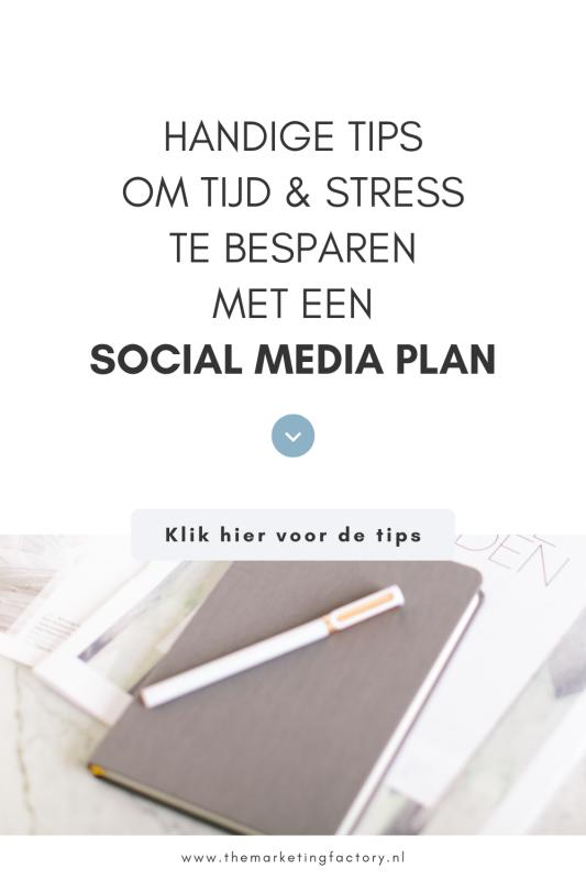 Bedenk jij je social media content ad hoc of werk jij met een social media planner? Met zo'n social media plan maak je het jezelf een stuk gemakkelijker. Hier deel ik een aantal handige tips voor een goede social media content planner