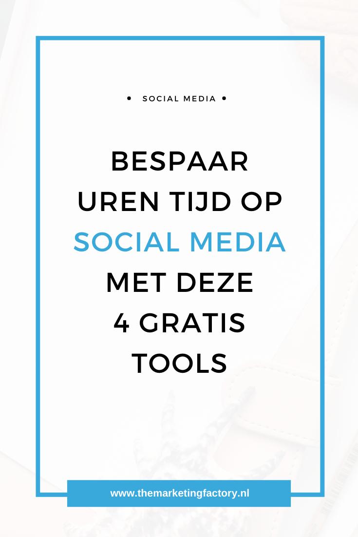 Bekijk hier 5 handige gratis tools om social media posts in te plannen. Dit bespaart veel tijd. Je wilt online zichtbaar zijn en top of mind blijven van je klanten maar je hebt nog wel wat meer te doen als ondernemer. Met deze social media tools kun jij je social media content gedeeltelijk automatiseren
