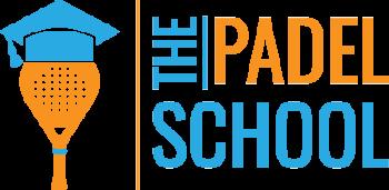padel school logo