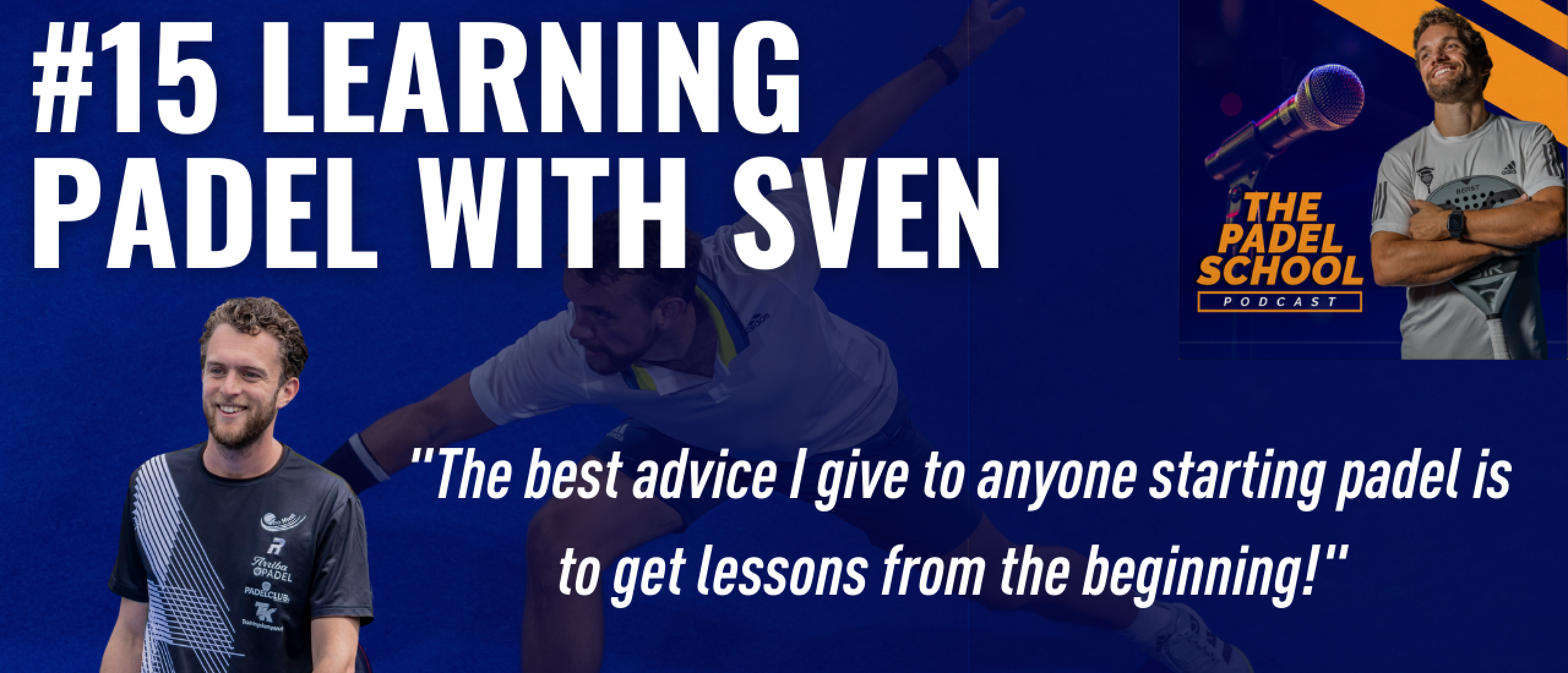 Podcast #15: Sven Boele