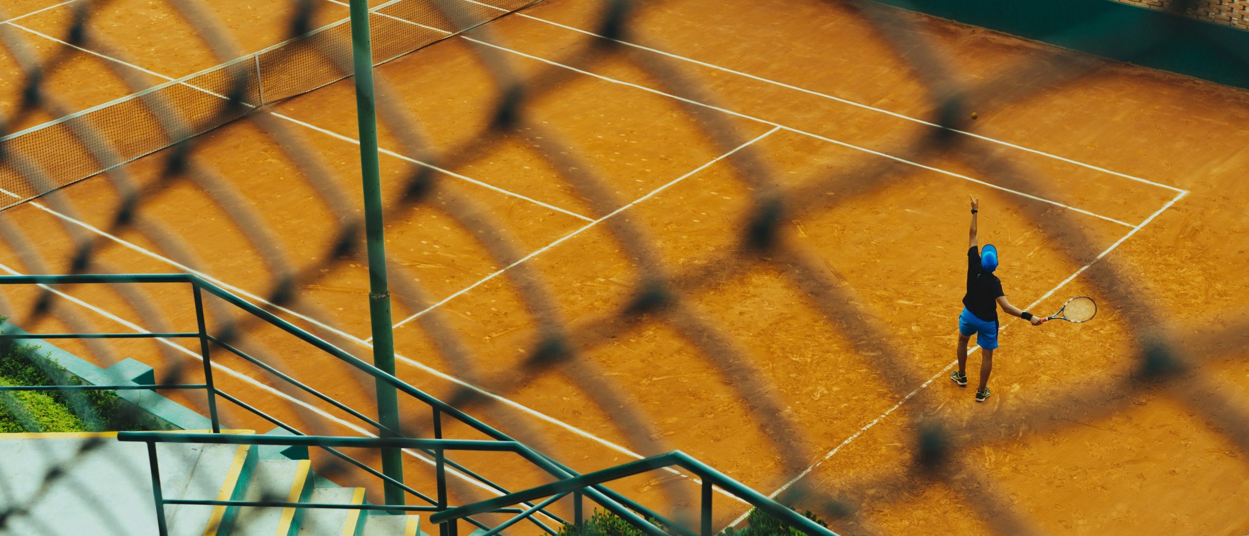 Tennis smash doesn't work