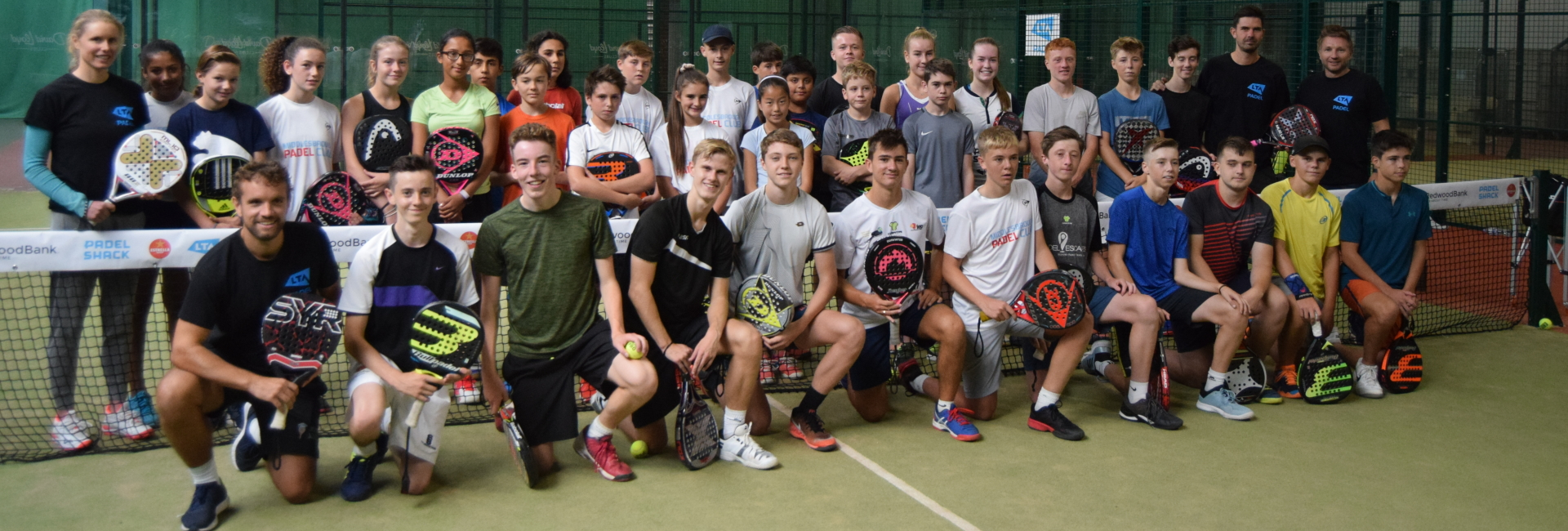 About Us - The Padel School