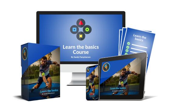 Learn the basics course