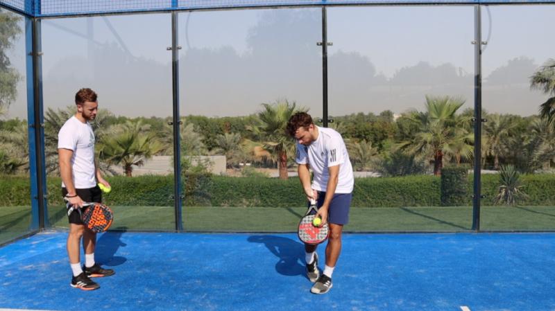 padel vs tennis
