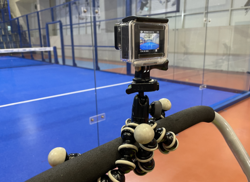 record your padel match