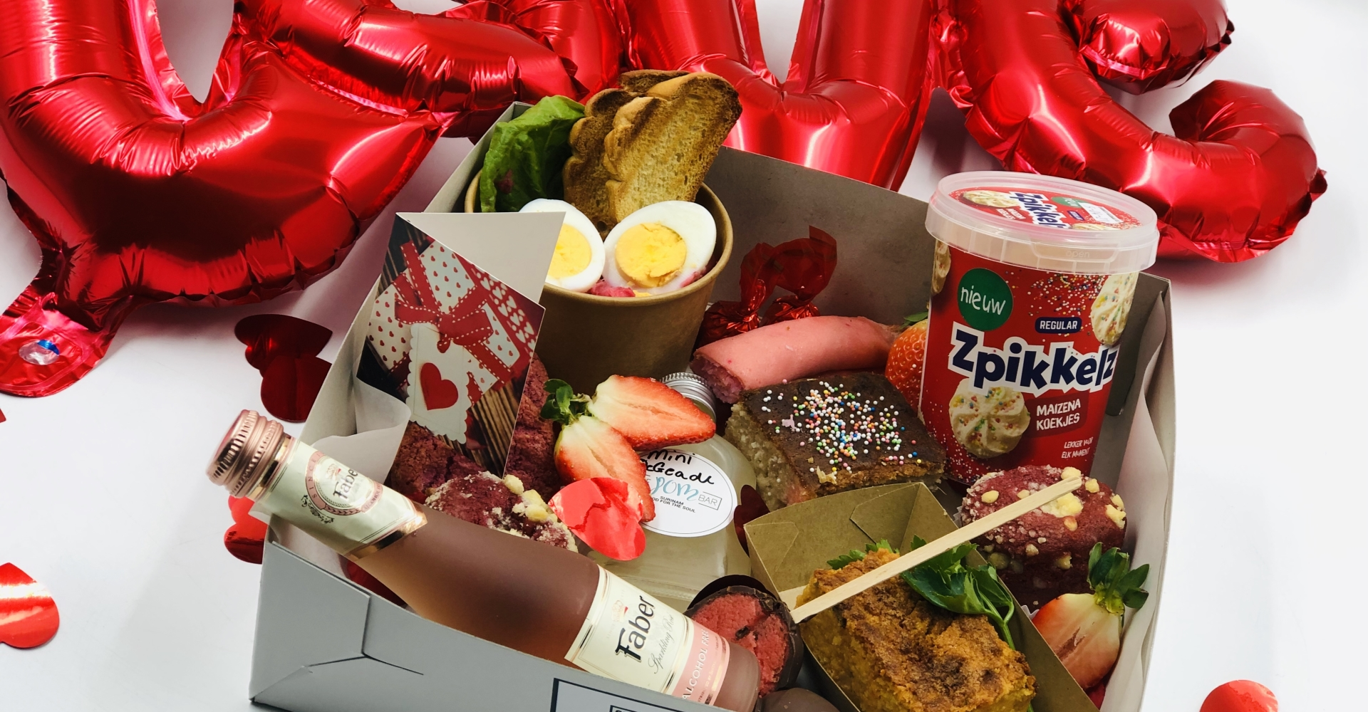 Valentijnsbox Valentijnscadeau